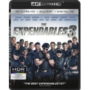 The Expendables 3 [4K UHD Blu-ray] (US)