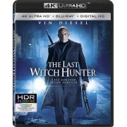 The Last Witch Hunter [4K UHD Blu-ray] (US)