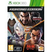 Fighting Edition: Tekken 6 / Tekken Tag Tournament 2 / SoulCalibur V (Europe)