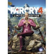 Far Cry 4 Limited Edition Uplay (Region Free)