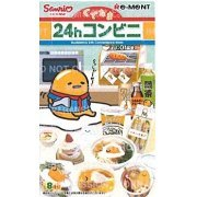 Gudetama 24h Convenience Store (Set of 8 pieces) (Japan)