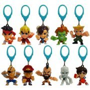 Street Fighter Backpack Hangers (Random Single) (Japan)