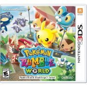 Pokemon Rumble World (US)
