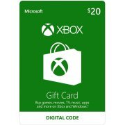 Xbox Gift Card USD 20 digital (US)