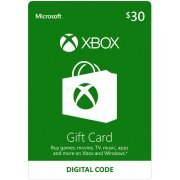 Xbox Gift Card USD 30 (US)