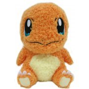 Pokemon Mokomoko Plush: Charmander (Japan)