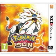 Pokemon Sun (Europe)