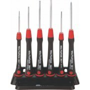 Wiha PicoFinish slotted/Phillips screwdriver set, 6 pcs. (Germany)