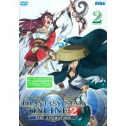 Phantasy Star Online 2 The Animation Vol.2 (Japan)