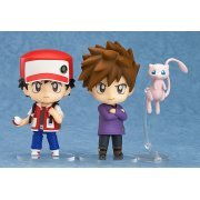 Nendoroid No. 612 Pokemon: Trainer Red & Green (Japan)