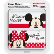 New Nintendo 3DS Cover Plates No.073 (Disney Type 1) (Japan)