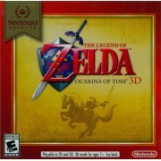 The Legend of Zelda: Ocarina of Time 3D (Nintendo Selects) (US)