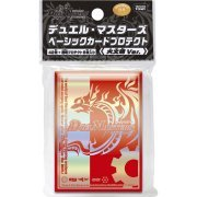 Takaratomy Duel Masters Basic Card Protect: Fire Civilization Ver. (Re-run) (Japan)