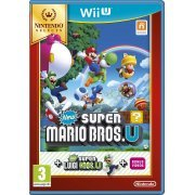 New Super Mario Bros. U + New Super Luigi U (Nintendo Selects) (Europe)