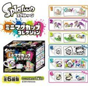 Splatoon Mini Mug Collection (Set of 6 pieces) (Japan)