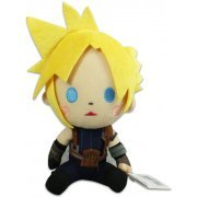 Final Fantasy All Stars Deformed Plush Vol.1: Cloud Strife (Japan)