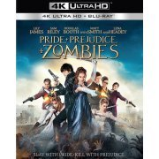 Pride And Prejudice And Zombies [4K UHD Blu-ray] (US)