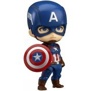 Nendoroid No. 618 Avengers Age of Ultron: Captain America Hero's Edition (Japan)