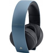 PlayStation Gold Wireless Headset - Gray Blue (Uncharted 4 Limited Edition) (US)