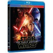 Star Wars: Episode VII - The Force Awakens [Blu-ray+Bonus Blu-ray] (Hong Kong)