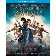 Pride and Prejudice and Zombies [Blu-ray+Digital HD] (US)