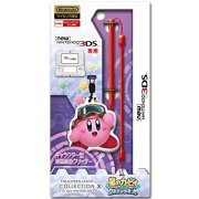 Touch Pen Leash Collection for New 3DS Hoshi no Kirby Robobo Planet (Type A) (Japan)