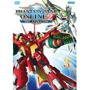 Phantasy Star Online 2 The Animation Vol.3 (Japan)