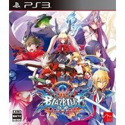 Blazblue Centralfiction (Japan)