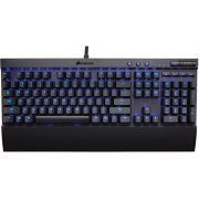 Corsair Gaming K70 Blue LED, MX-Red, New Logo, USB, US