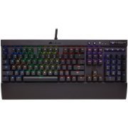 Corsair Gaming K70 RGB, MX-RGB-Red, New Logo, USB, US