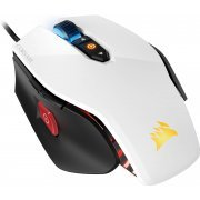 Corsair Gaming M65 RGB Mouse, New Logo, USB (White)