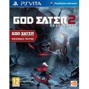 God Eater 2: Rage Burst (Europe)