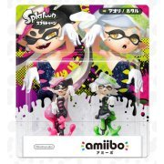 amiibo Splatoon Series Figure (Aori / Hotaru) (Japan)