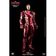King Arts Captain America Civil War 1/9 Diecast Figure Series: Iron Man Mark XLVI (Asia)