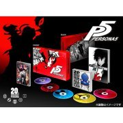 Persona 5 [20th Anniversary Edition Famitsu DX Pack 3D Crystal Set] (Japan)