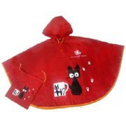 Studio Ghibli Poncho: Jiji Okiniiri no Cup (For Kids) (Japan)