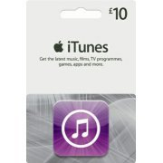 iTunes Card (GBP 10 / for UK accounts only)  digital (UK)