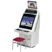 Memorial Game Collection 1/12 Scale Plastic Model Kit: Astro City Arcade Machine Sega Titles (Re-run) (Japan)