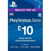 PlayStation Network 10 GBP PSN CARD UK (UK)