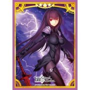 Fate/Grand Order Character Sleeve: Lancer / Scathach (Japan)