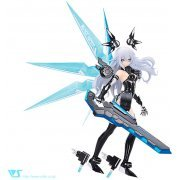 Hyperdimension Neptunia CharaGumin 1/8 Scale Color Resin Kit: Black Heart (Japan)