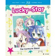 Lucky Star: The Complete Series - OVA [Blu-ray+DVD] (US)