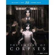 The Empire of Corpses [Blu-ray+DVD+Digital Copy] (US)