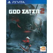 God Eater 2: Rage Burst (English) (Asia)