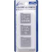 Multi Card Case Plus for New 3DS / PS Vita (Clear) (Japan)