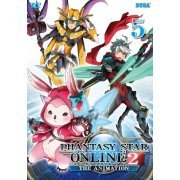 Phantasy Star Online 2 The Animation Vol.5 (Japan)