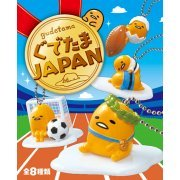 Gudetama Japan (Set of 8 pieces) (Japan)