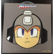 Mega Man HD LED Limited Edition Headphones (Silver)