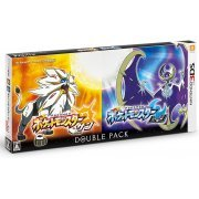 Pokemon Sun/Moon [Double Pack] (Japan)