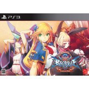 Blazblue Centralfiction [Limited Box Famitsu DX Pack] (Japan)